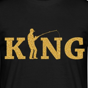 Fishing King - Men's T-Shirt