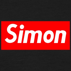 simon - T-skjorte for menn