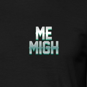 MeMigH | merch samling - T-skjorte for menn