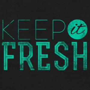 Kepp IT FRESH - T-shirt herr