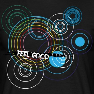 Feel Good - Mannen T-shirt
