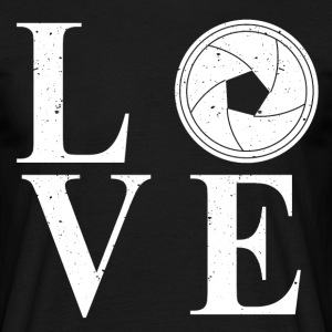 Love stars - Men's T-Shirt