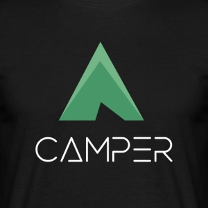 camper - Men's T-Shirt
