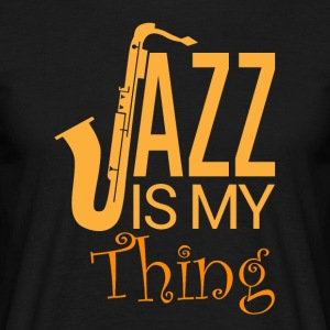 Jazz - My Passion - Männer T-Shirt