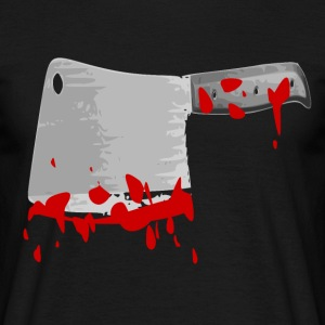 THE BUTCHER - BLOODBAD - Men's T-Shirt
