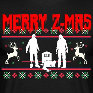 Merry Z-Mas - Men's T-Shirt