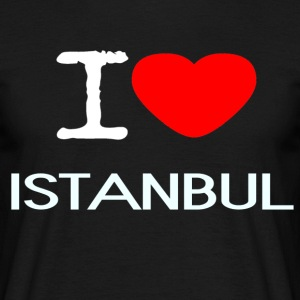 J'AIME ISTANBUL - T-shirt Homme