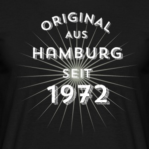 Original from Hamburg since 1972 - Men's T-Shirt