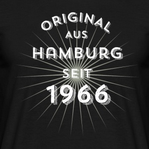 Original from Hamburg since 1966 - Men's T-Shirt