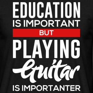For Guitar Player! - Men's T-Shirt