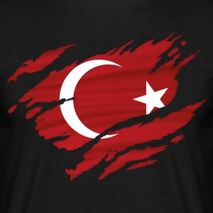 Turkey! Türkiye! Turkey! - Men's T-Shirt