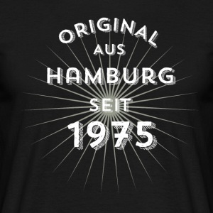 Original from Hamburg since 1975 - Men's T-Shirt