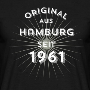 Original from Hamburg since 1961 - Men's T-Shirt