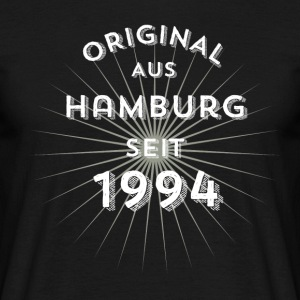 Original from Hamburg since 1994 - Men's T-Shirt