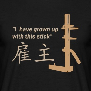 Wing Chun - Formation - T-shirt Homme