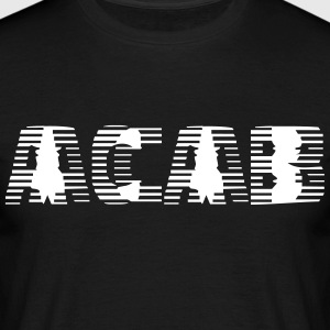 acab - Men's T-Shirt