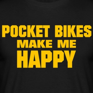 Minimotos Make Me Happy - T-shirt Homme