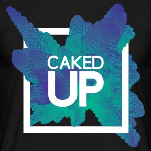 cakedup - Men's T-Shirt