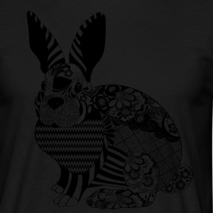 Carlos the Rabbit - Men's T-Shirt