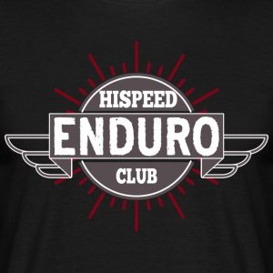 Enduro HiSpeedClub - Men's T-Shirt