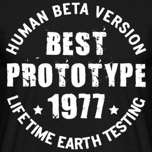 1977 - The year of birth of legendary prototypes - Men's T-Shirt