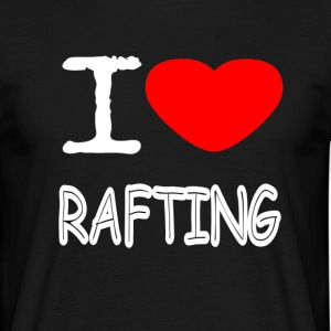 J'AIME RAFTING - T-shirt Homme