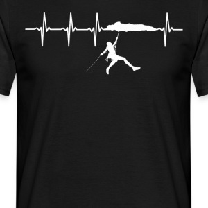 I Love Climbing Gift Idea - Order Here - Men's T-Shirt