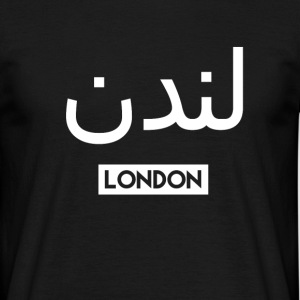 London - T-shirt herr