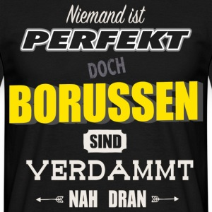 Fanshirt - 1. Bundesliga - Dortmund. My club! - Men's T-Shirt