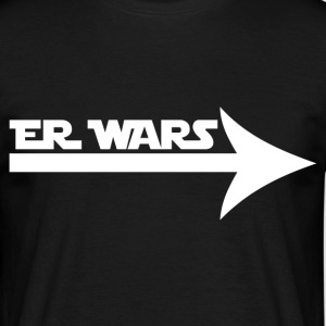 He Wars - Men's T-Shirt