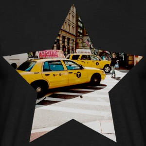 star - T-shirt Homme