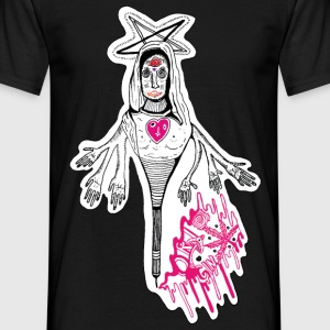Mary Ghost - Herre-T-shirt