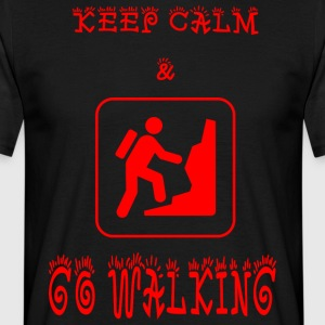 GO_WALKING - T-shirt Homme
