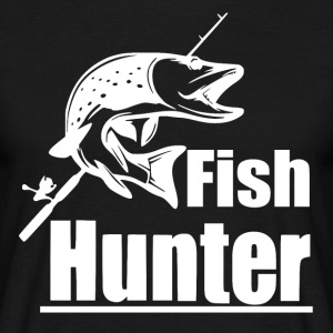 Fish Hunter - Fishing - Männer T-Shirt