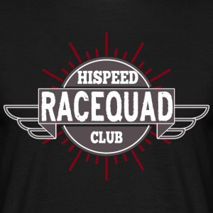 Race Quad HiSpeedClub - T-shirt Homme