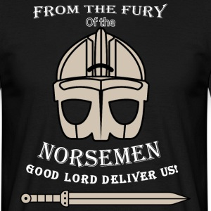Fury of the Norsemen - T-shirt herr