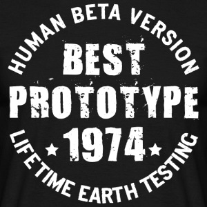 1974 - The year of birth of legendary prototypes - Men's T-Shirt