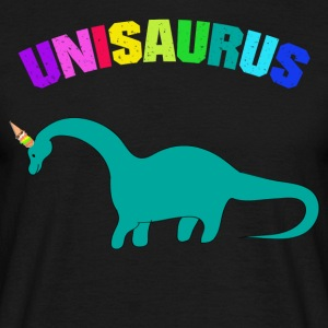 CUTE UNISAURUS ICE CREAM SHIRT - Männer T-Shirt