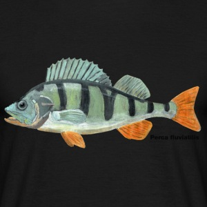 Perch - Perca fluviatilis - Men's T-Shirt