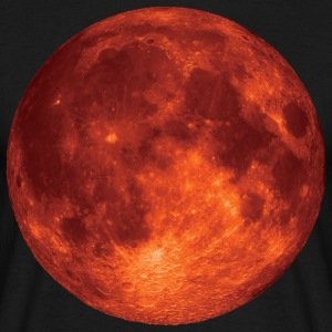 Blood Moon Mr - T-skjorte for menn