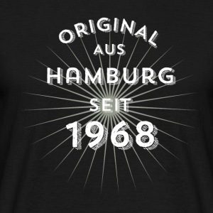Original from Hamburg since 1968 - Men's T-Shirt