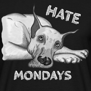 Hate Mondays - Männer T-Shirt