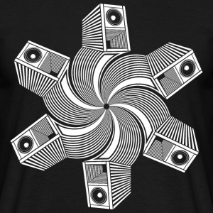 Speaker coil 23 - Men's T-Shirt