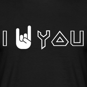 I ROCK YOU - Men's T-Shirt