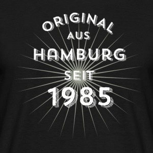 Original from Hamburg since 1985 - Men's T-Shirt