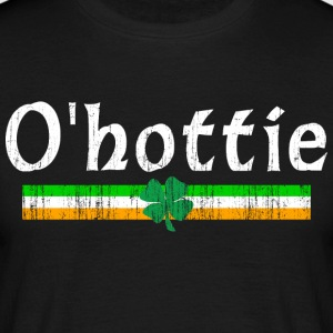 Irish Woman - T-skjorte for menn