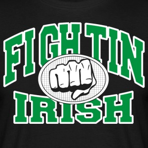 Fighting Irish - T-skjorte for menn