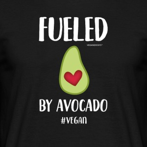 Fueled By Avocado - Men's T-Shirt