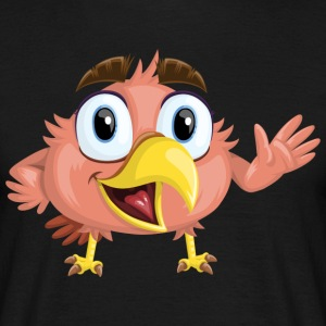 bird - Men's T-Shirt