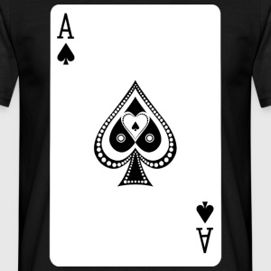 Ace Of Spades - T-shirt herr